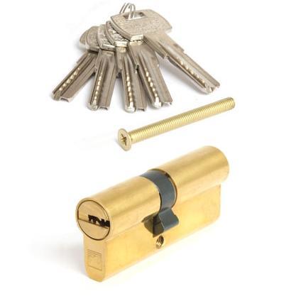 Циліндр ключ-ключ