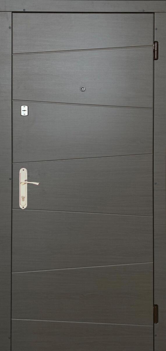 Вхідні броньовані двері